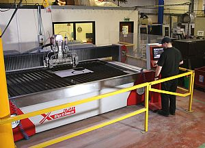Kerf Waterjet Cuts Subcontract Costs for Valve Manufacturer