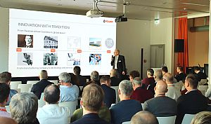 Vollmer Hosts VDays Grinding Event in Biberach