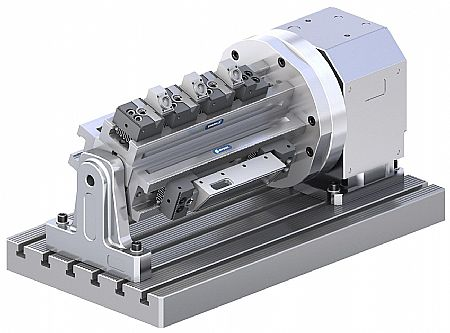 Flexible Multi-Clamping Vice From Schunk   Pulse–PR
